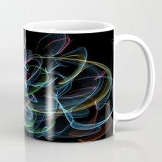 Digital Lotus Flower Mug