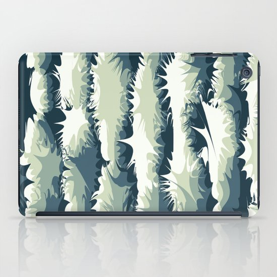 Explosions in the water iPad Case