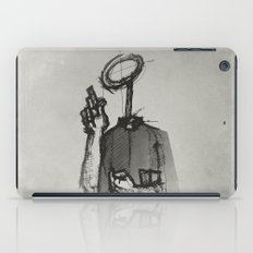 Trust With No Head And Half Finger! iPad Case