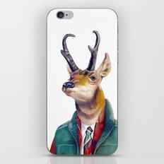 Pronghorn Deer iPhone & iPod Skin