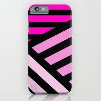 STRIPED {PINK} iPhone 6 Slim Case