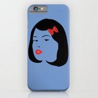 Girl #4 iPhone 6 Slim Case