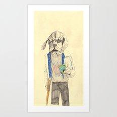 DAFUNK Art Print