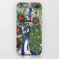 iPhone & iPod Case featuring Splay by katieellen