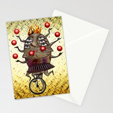 Equilibrist Stationery Cards
