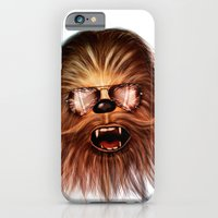 STAR WARS CHEWBACCA iPhone 6 Slim Case