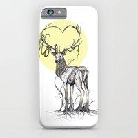 iPhone & iPod Case featuring Rooted by Kirsten McNee