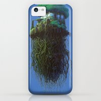 iPhone Cases featuring Laputa by Ednathum