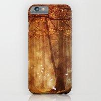 In the woods. iPhone 6 Slim Case