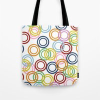 Hoopla Tote Bag