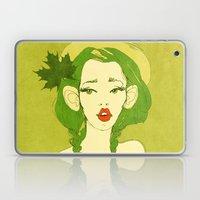 Selfie Girl_10 Laptop & iPad Skin