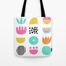 SIMPLE GEOMETRIC 001 Tote Bag