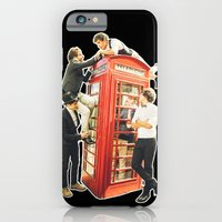 One Direction - Phone Booth iPhone 6 Slim Case
