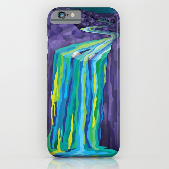 The Great Waterfall iPhone & iPod Case