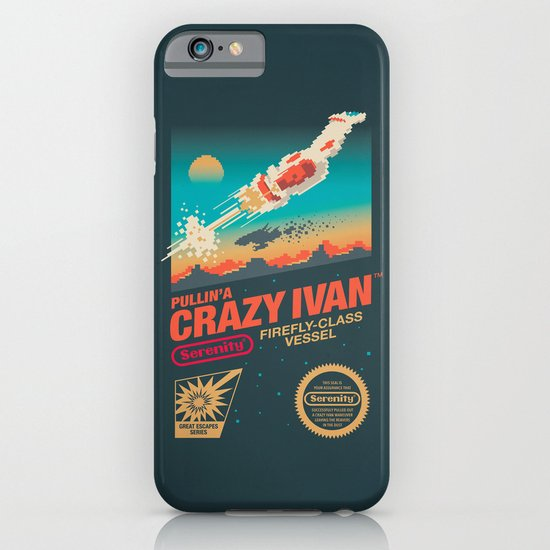Crazy Ivan iPhone & iPod Case