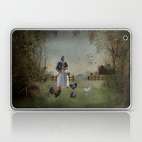 Collecting the Eggs Laptop & iPad Skin
