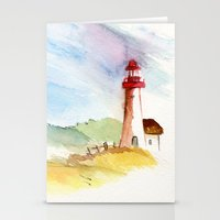 Lighthouse Impressions Stationery Cards