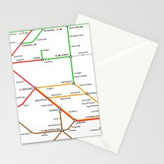 There And Back Again Stationery Cards