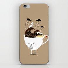 Brainstorming Coffee iPhone & iPod Skin