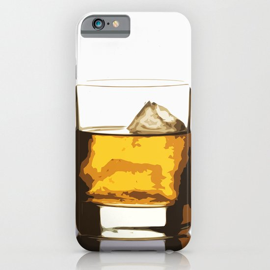 Old Scotch Whiskey iPhone & iPod Case