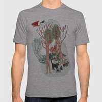 A Stick-Insects Dream Mens Fitted Tee Athletic Grey SMALL