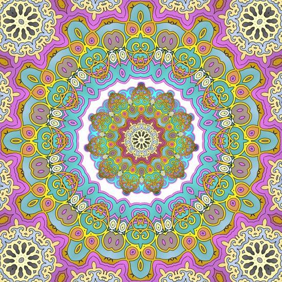 Mix&Match Indian Candy 03 Art Print