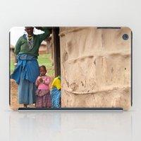 Village Life iPad Case