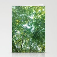 Forest 012 Stationery Cards
