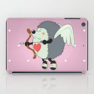 iPad Case featuring Cupid by Mangulica