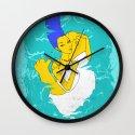 How I Wish~ Wall Clock