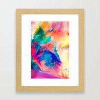 Join Framed Art Print