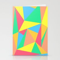 SORBET SONNETS Stationery Cards