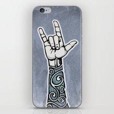 Double Rock Sleeve iPhone & iPod Skin