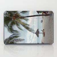 Sunrise In Mauritius II iPad Case