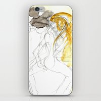 Sketch II iPhone & iPod Skin
