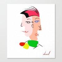 Dual Canvas Print