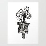 Curiosities - The Plaga Art Print