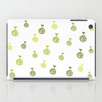 Roots Pattern iPad Case
