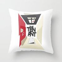 The Tenant Throw Pillow