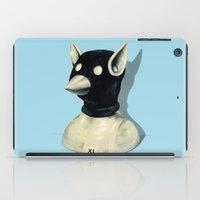 Bandit Hat iPad Case