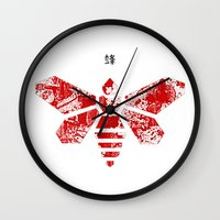 Tread Lightly Wall Clock