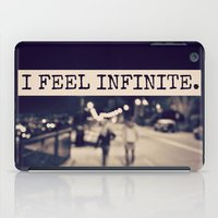 I Feel Infinite iPad Case