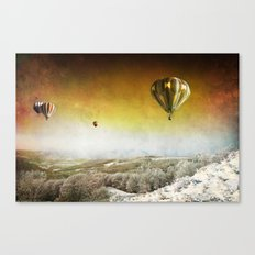 Winter Magic II Canvas Print