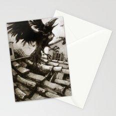 il Corvo Scappato Stationery Cards