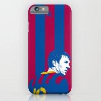 Messi Barcelona iPhone 6 Slim Case