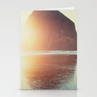 sun Stationery Cards featuring This is where I want to be... by Kurt Rahn