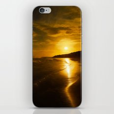 Evenings over iPhone & iPod Skin