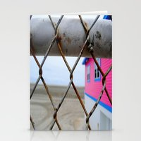 rust Stationery Cards