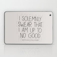 Harry Potter Quote #1 Laptop & iPad Skin