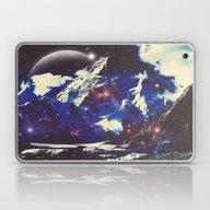 Laptop & iPad Skin featuring Comet by DuckyB (Brandi)